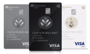 Discovery Bank Credit Card