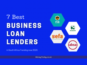 Best Small Business Loan Lenders in South Africa