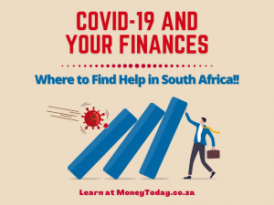 COVID-19 and your financial help resource in South Africa